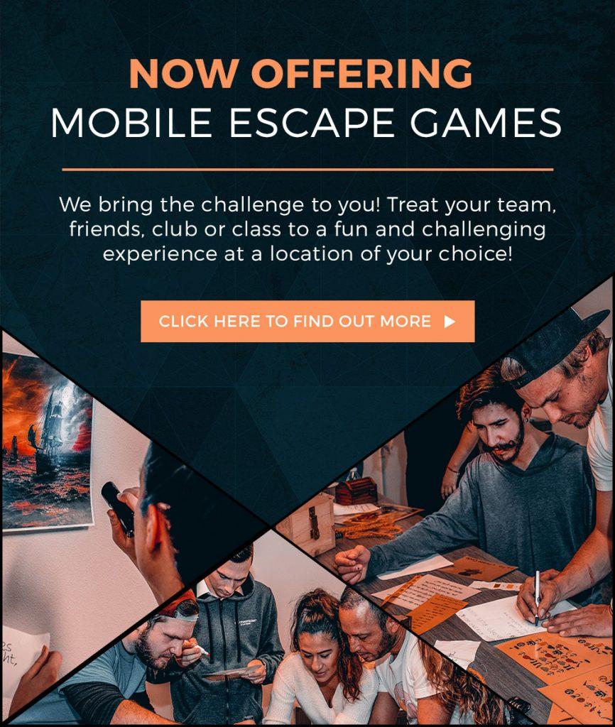 Mobile Escape Games